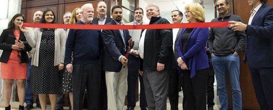 Ribbon Cutting Ceremony Marked the Expansion of DataSeers