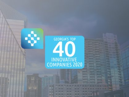DataSeers is a 2020 TOP 40 Innovative Technology Company in Georgia