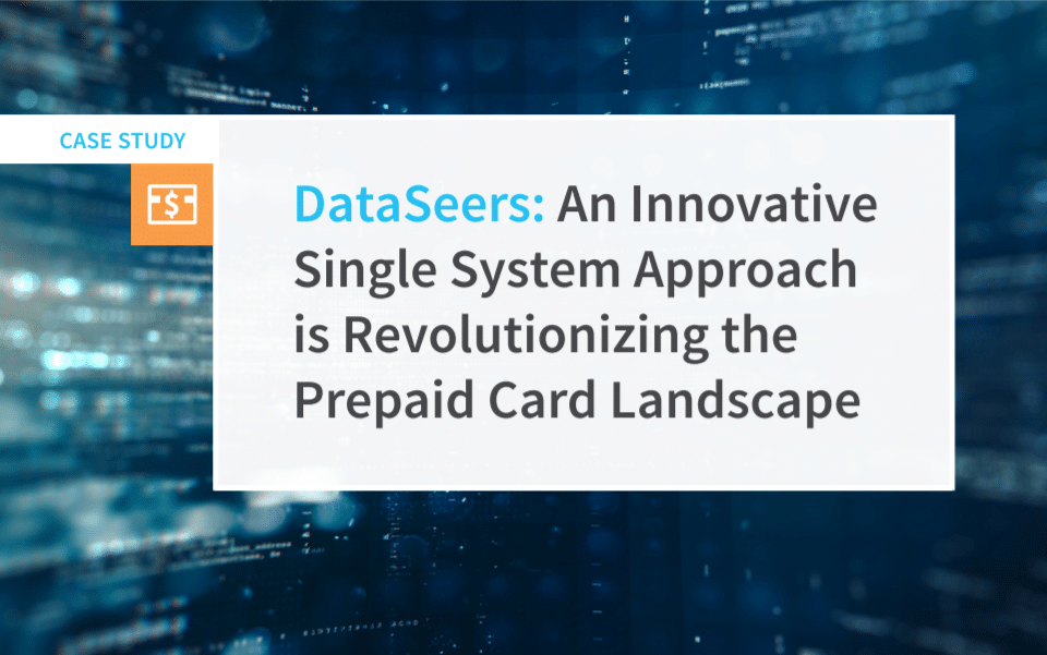DataSeers: Revolutionizing the Prepaid Card Landscape